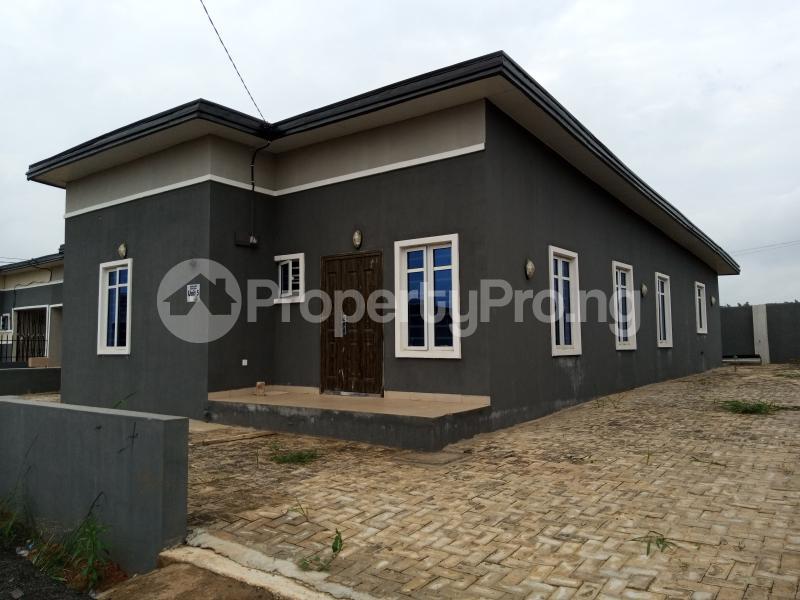 3 bedroom Detached Bungalow House for sale Ofada Obafemi Owode Ogun - 0