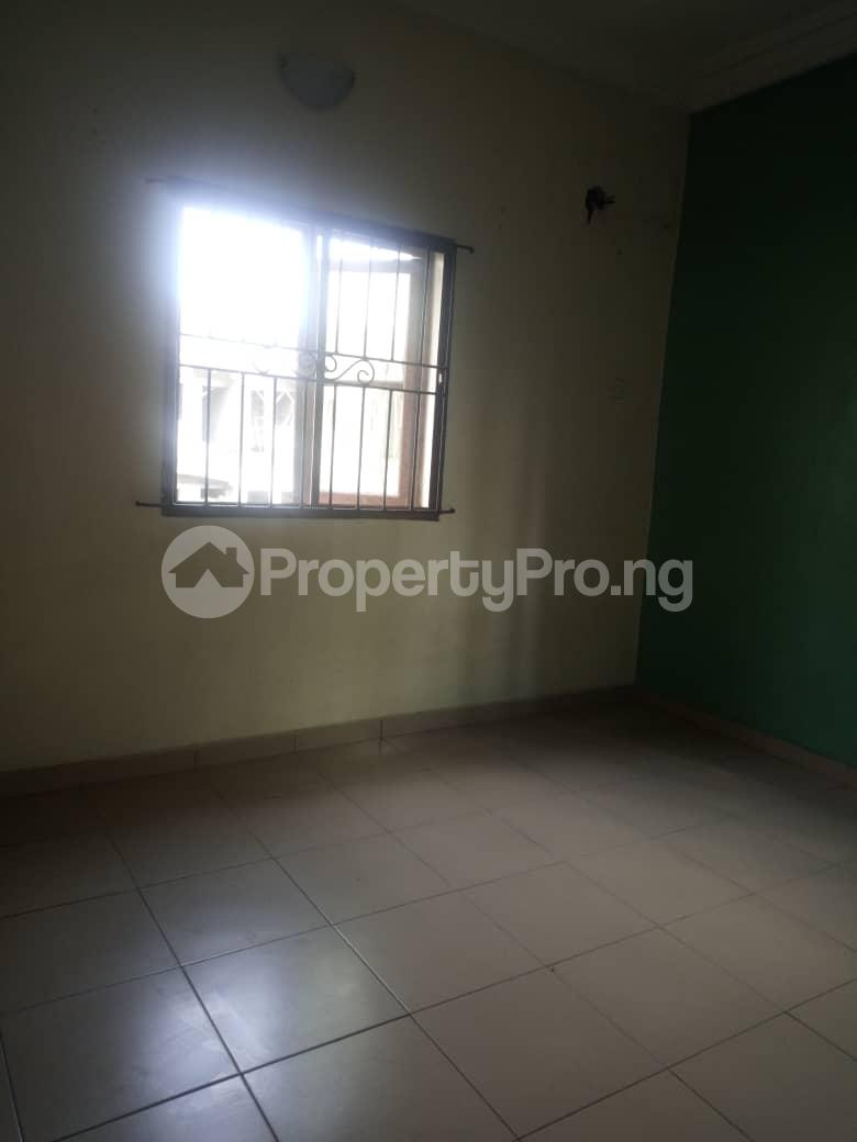 3 bedroom Flat / Apartment for rent Peace Estate Off Grandmate, Ago palace Okota Lagos - 1