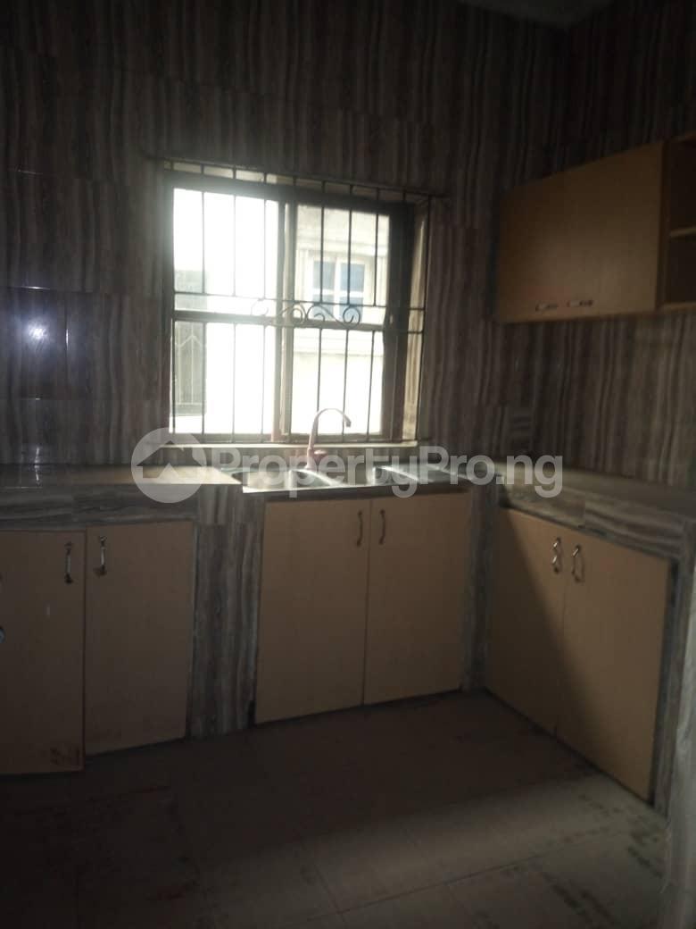 3 bedroom Flat / Apartment for rent Peace Estate Off Grandmate, Ago palace Okota Lagos - 4