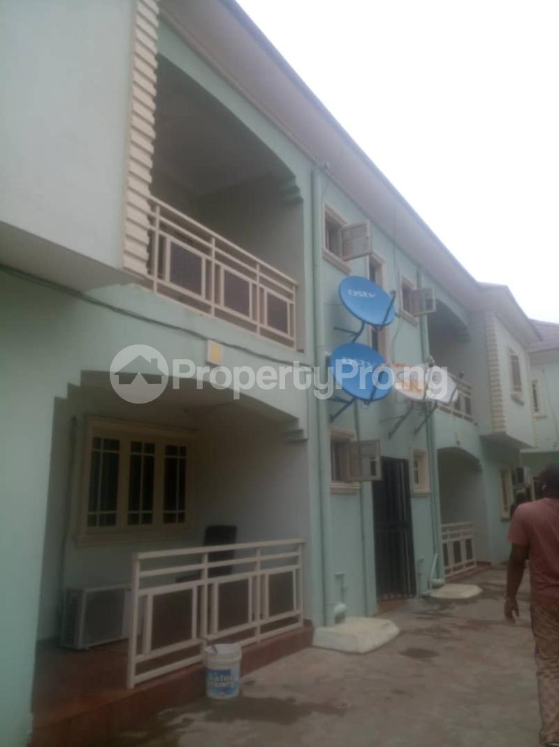 3 bedroom Flat / Apartment for rent shilm1 estate oko oba Agege Lagos - 11