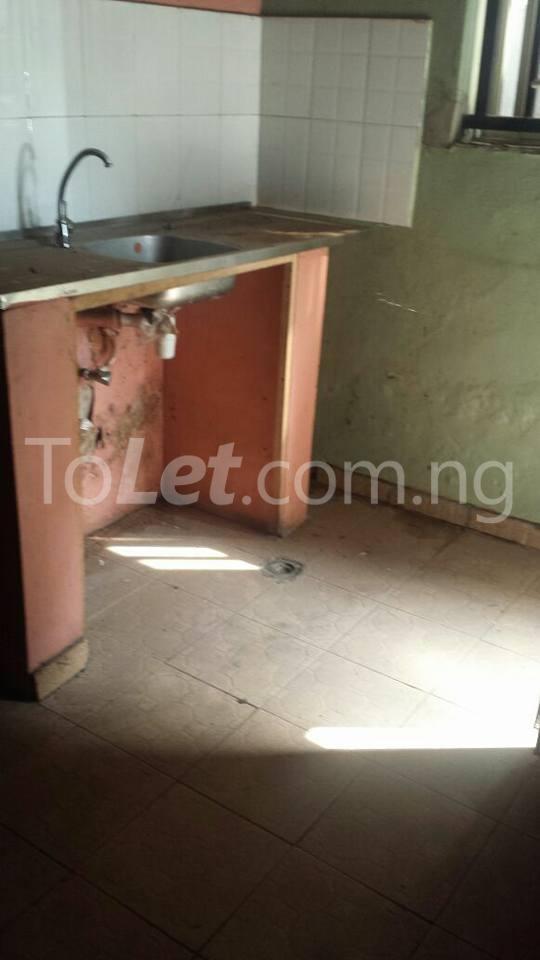 3 bedroom Flat / Apartment for sale County Estate Pen Cinema Agege Pen cinema Agege Lagos - 1