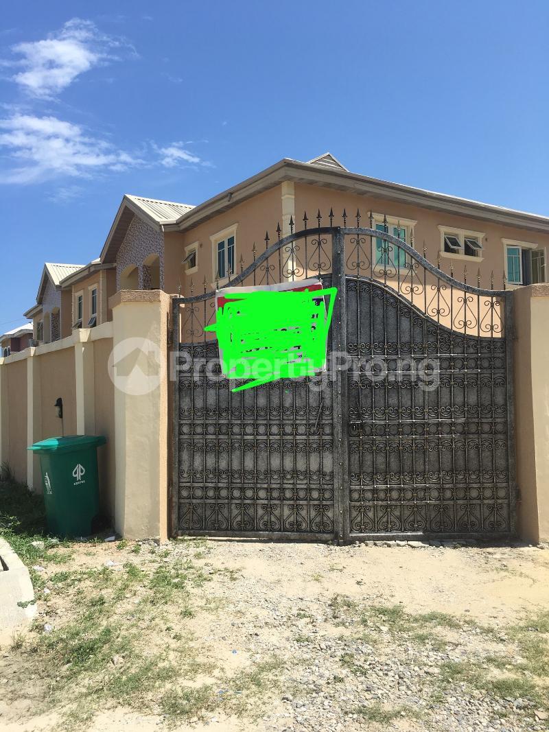 3 bedroom House for rent Alpha beach, Atlantic view estate lekki lagos Igbo-efon Lekki Lagos - 0