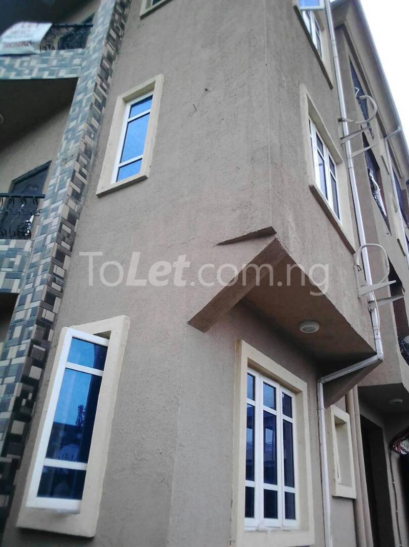 3 bedroom Flat / Apartment for rent Peace Estate Off Brown Road Aguda Surulere Lagos - 0