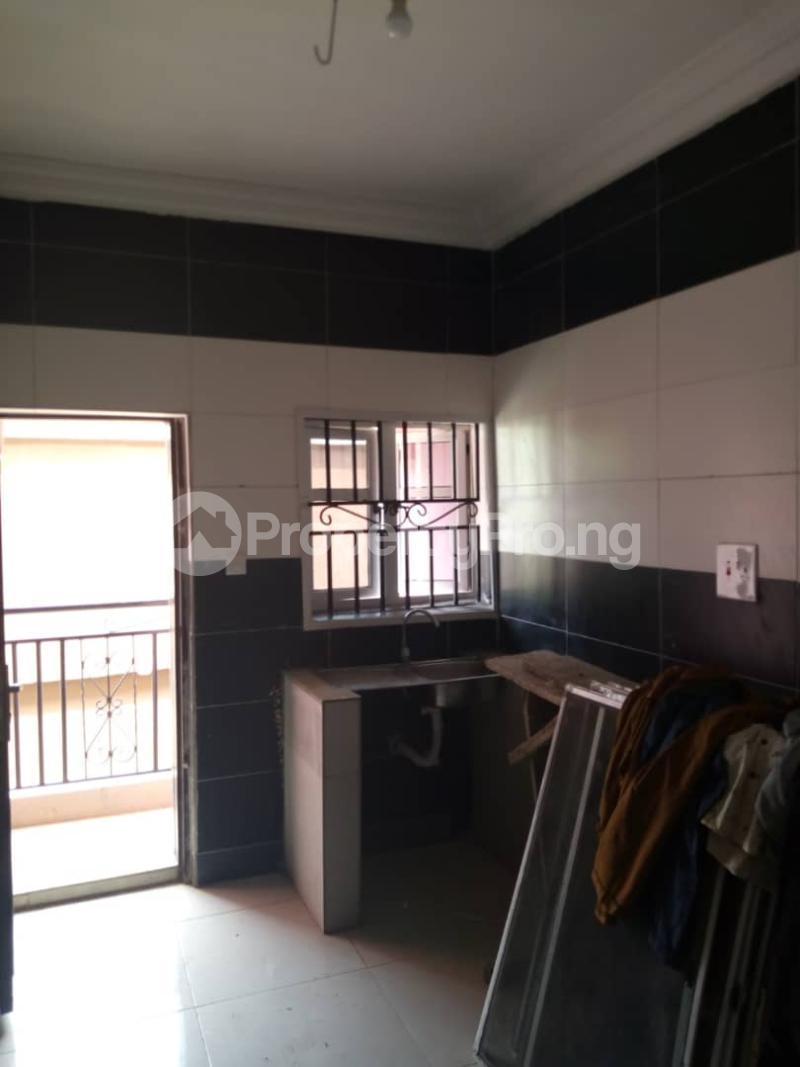 3 bedroom Blocks of Flats for rent Peace Estate Ago palace Okota Lagos - 7