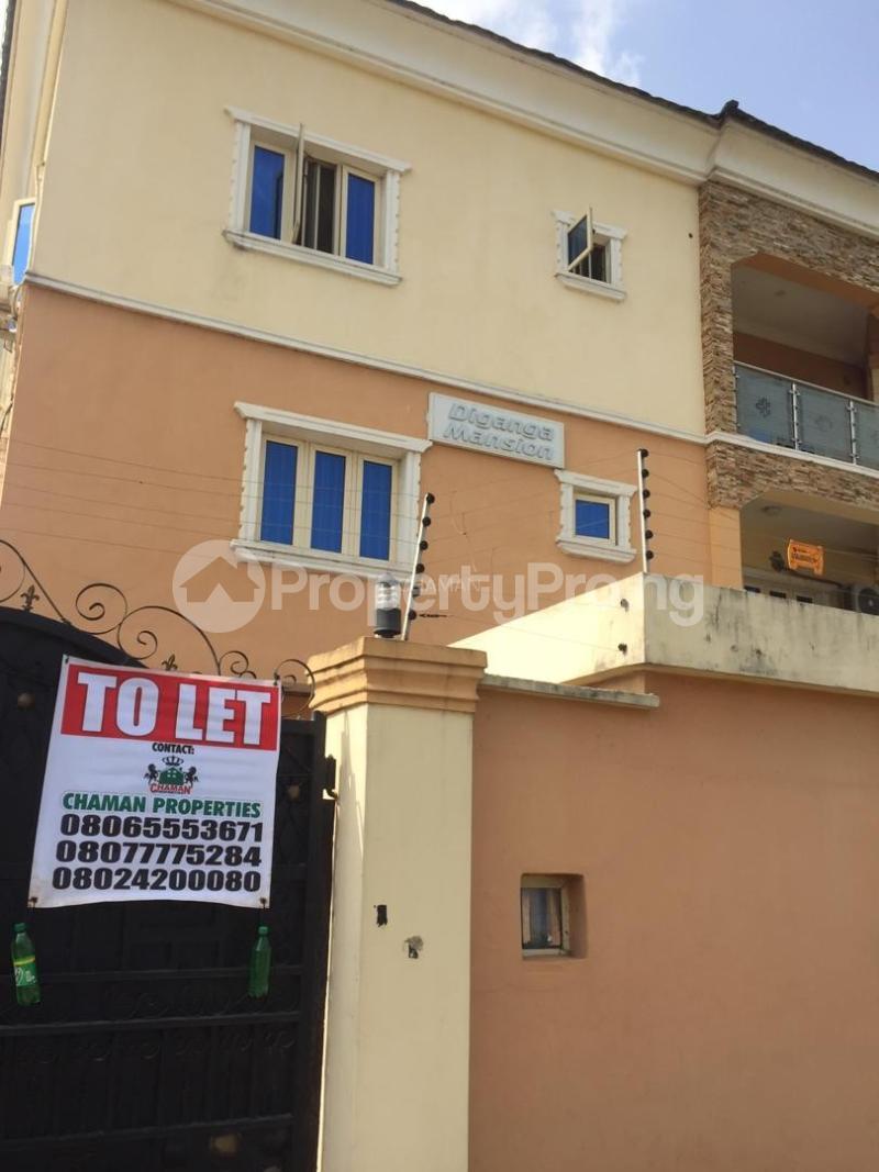 3 bedroom Flat / Apartment for rent Opic GRA Isheri North Ojodu Lagos - 1