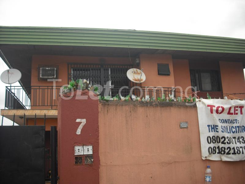 3 bedroom Flat / Apartment for rent 34, Ajayi Road Ogba, Lagos Ajayi road Ogba Lagos - 1