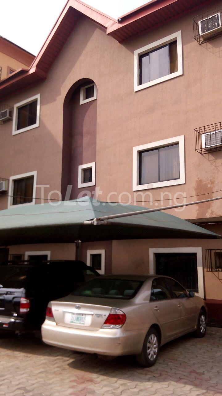 3 bedroom Flat / Apartment for rent Ajao Estate, Isolo Ajaokuta Lagos - 1