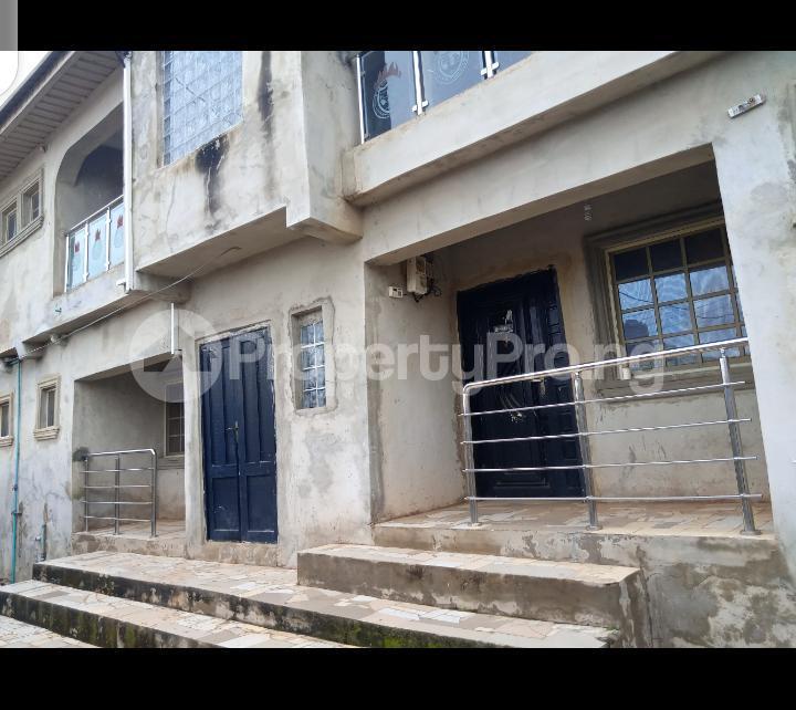 3 bedroom Blocks of Flats House for rent Iyana olopa Akobo Ibadan Oyo - 0
