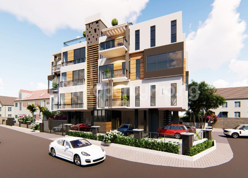 3 bedroom Shared Apartment Flat / Apartment for sale Shonibare Estate  Maryland Ikeja Lagos - 6
