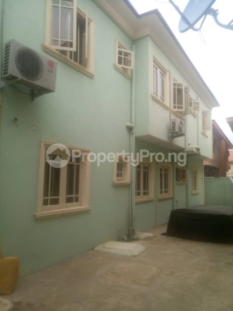 3 bedroom Flat / Apartment for rent shilm1 estate oko oba Agege Lagos - 2