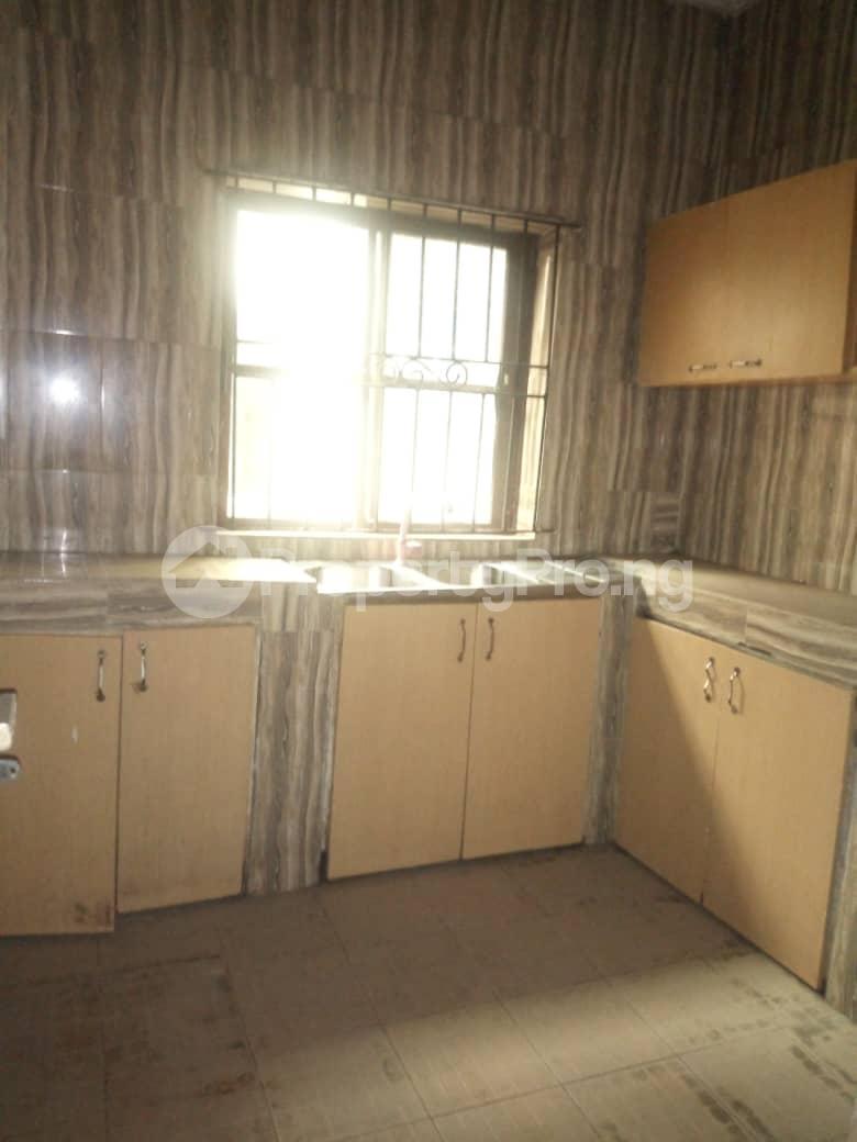 3 bedroom Flat / Apartment for rent Peace Estate Off Grandmate, Ago palace Okota Lagos - 2