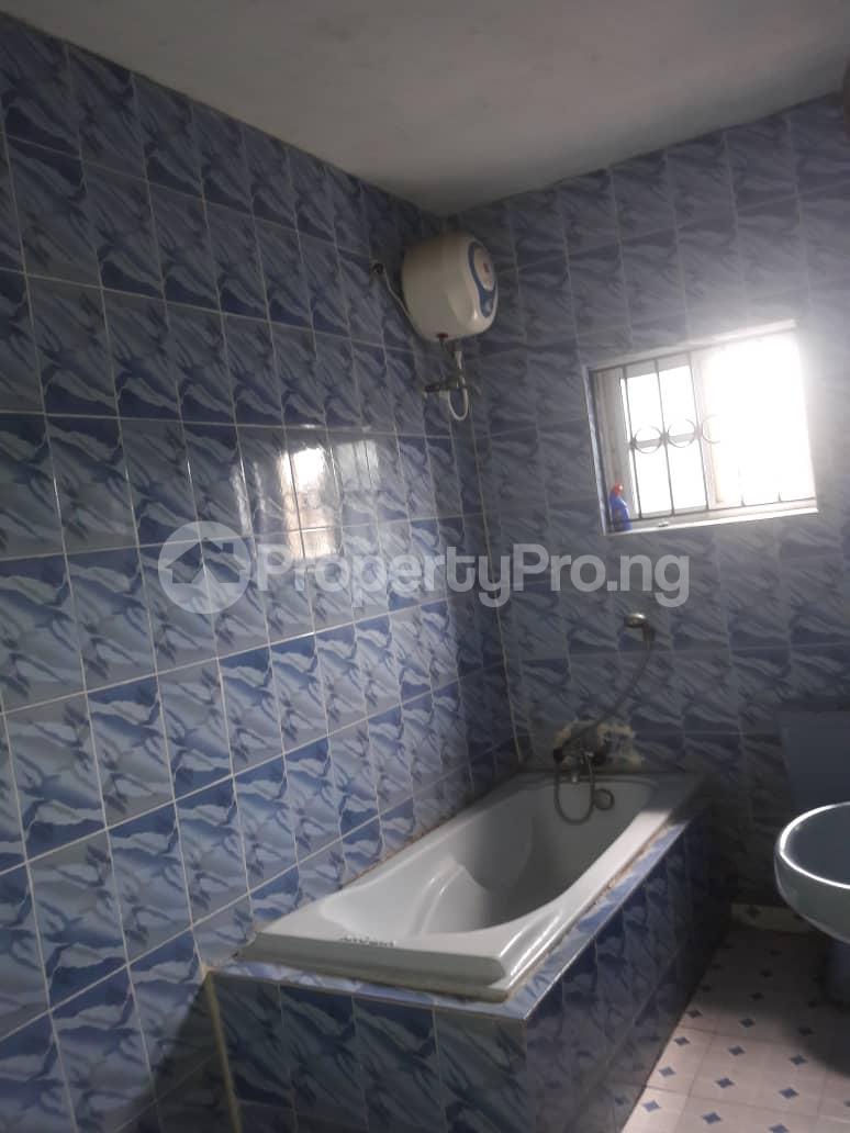 3 bedroom Blocks of Flats House for rent Olive estate Ago palace Okota Lagos - 5