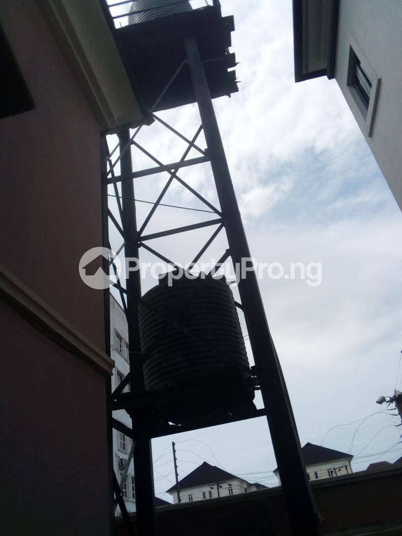 3 bedroom Flat / Apartment for rent Chevyview Estate chevron Lekki Lagos - 10