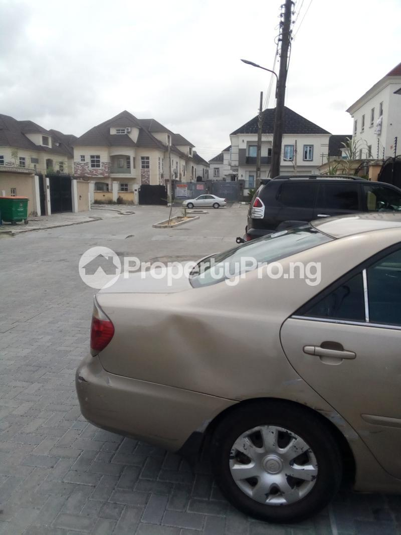 3 bedroom Flat / Apartment for rent Chevyview Estate chevron Lekki Lagos - 8