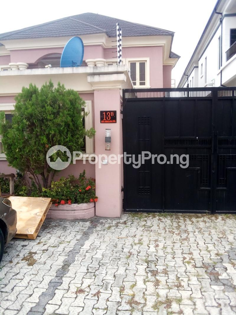 3 bedroom Flat / Apartment for rent Chevyview Estate chevron Lekki Lagos - 11