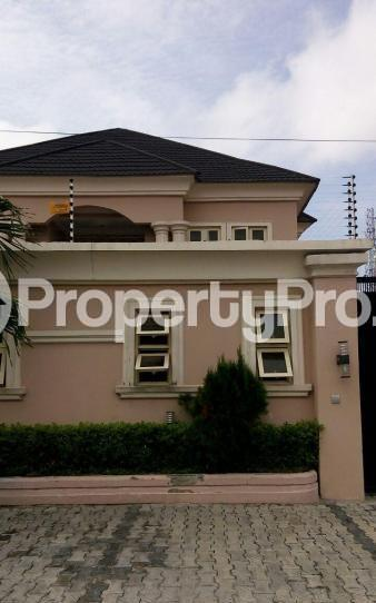 3 bedroom Flat / Apartment for rent Chevyview Estate chevron Lekki Lagos - 2