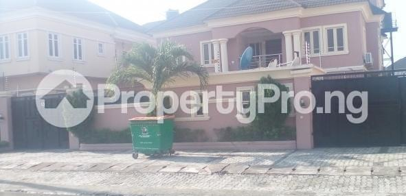 3 bedroom Flat / Apartment for rent Chevyview Estate chevron Lekki Lagos - 1