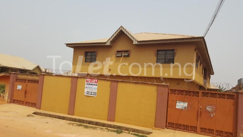 3 bedroom Flat / Apartment for rent G.R.A Sagamu Ogun - 2