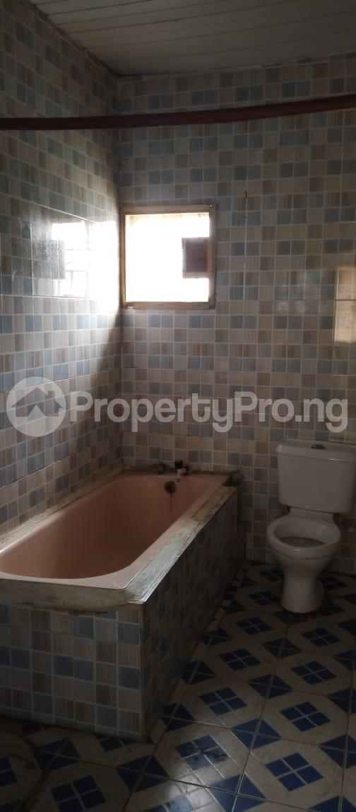 3 bedroom Blocks of Flats for rent Around Grammar School Ojodu Lagos - 1