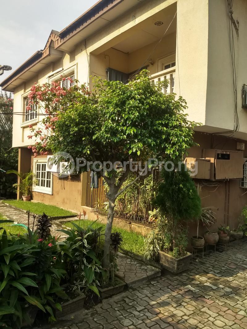 3 bedroom Flat / Apartment for rent Julie Estate Oregun Ikeja Lagos - 0