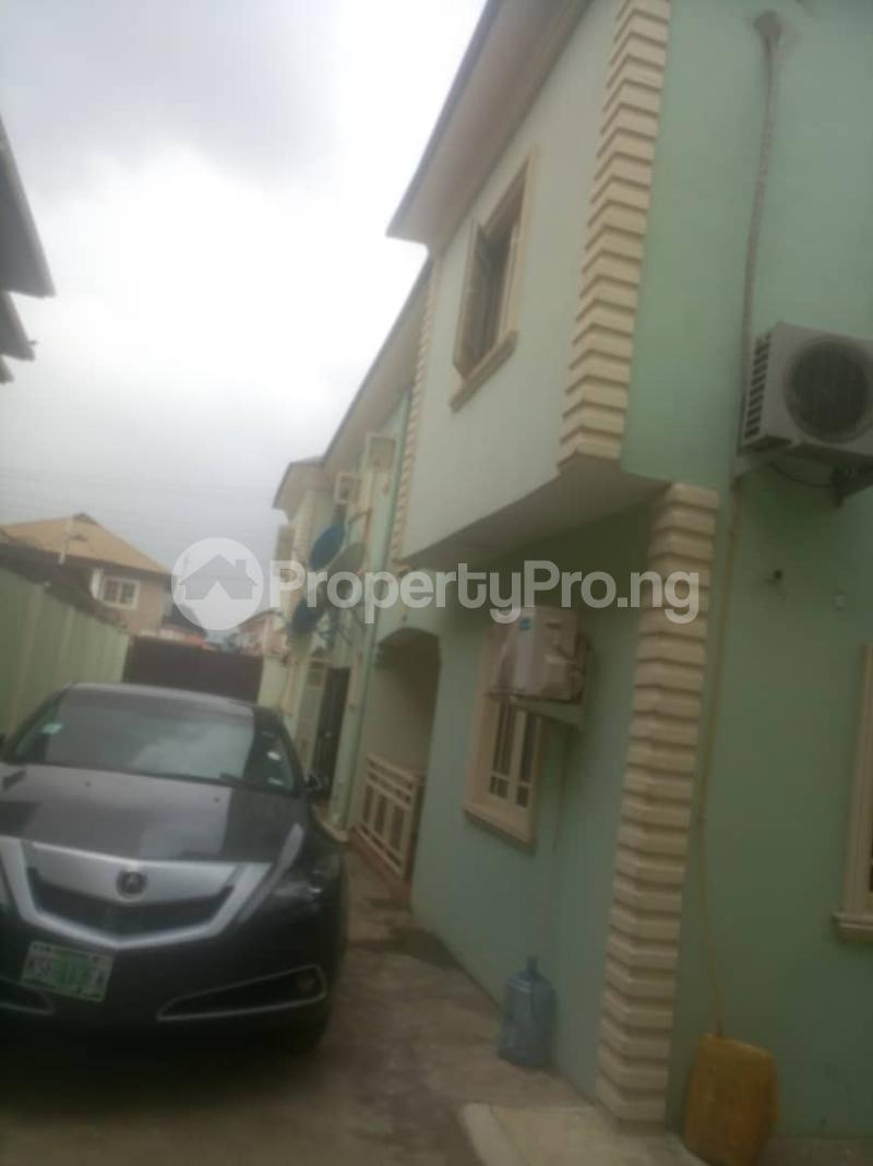 3 bedroom Flat / Apartment for rent shilm1 estate oko oba Agege Lagos - 4