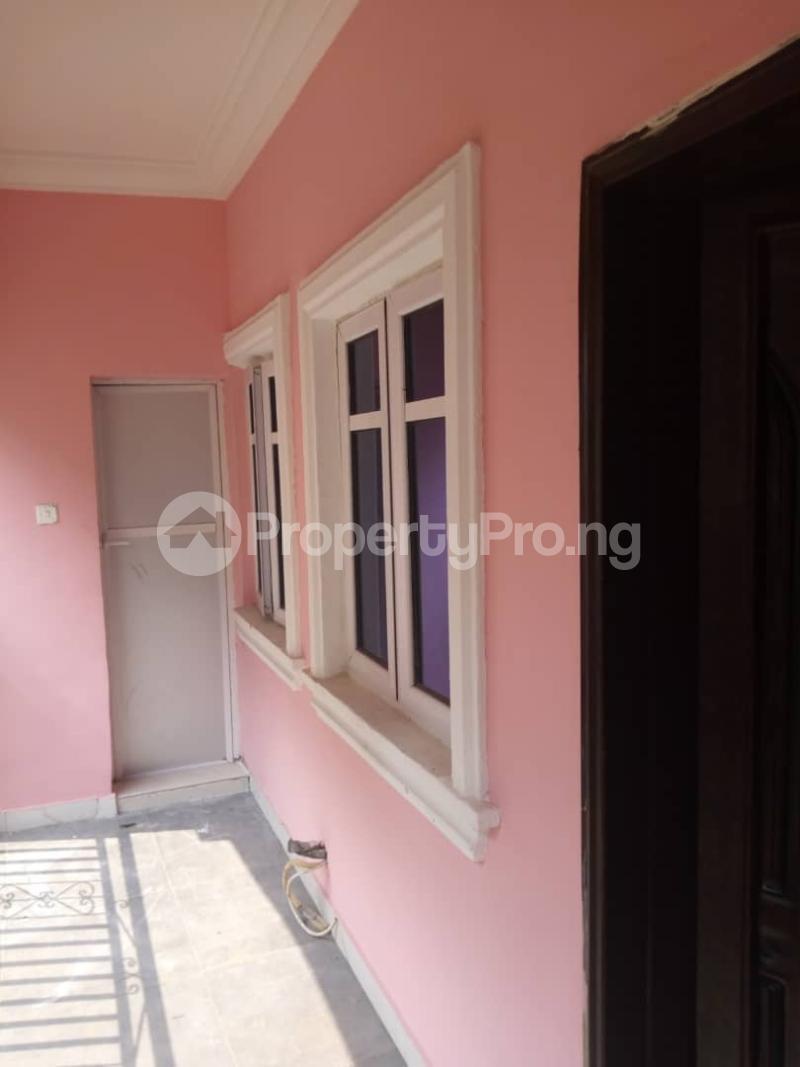3 bedroom Blocks of Flats for rent Peace Estate Ago palace Okota Lagos - 5