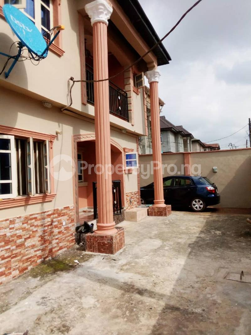 3 bedroom Flat / Apartment for rent Peace Estate, Command Ipaja Lagos - 9