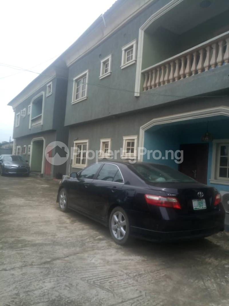 3 bedroom Flat / Apartment for rent Mapplewood estate Ifako Agege Lagos - 0
