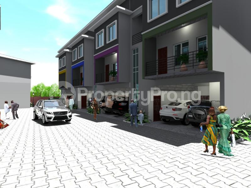 3 bedroom Flat / Apartment for sale Harmony Estate Isheri North Ojodu Lagos - 1