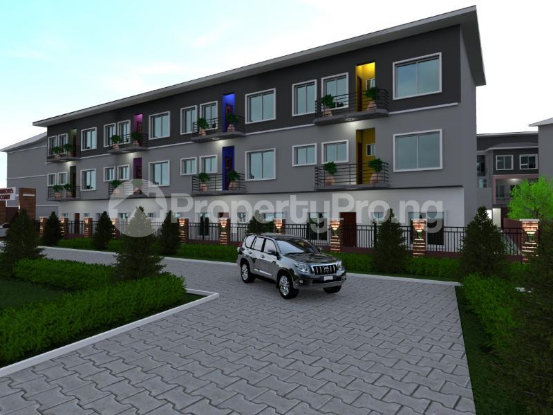 3 bedroom Flat / Apartment for sale Harmony Estate Isheri North Ojodu Lagos - 0