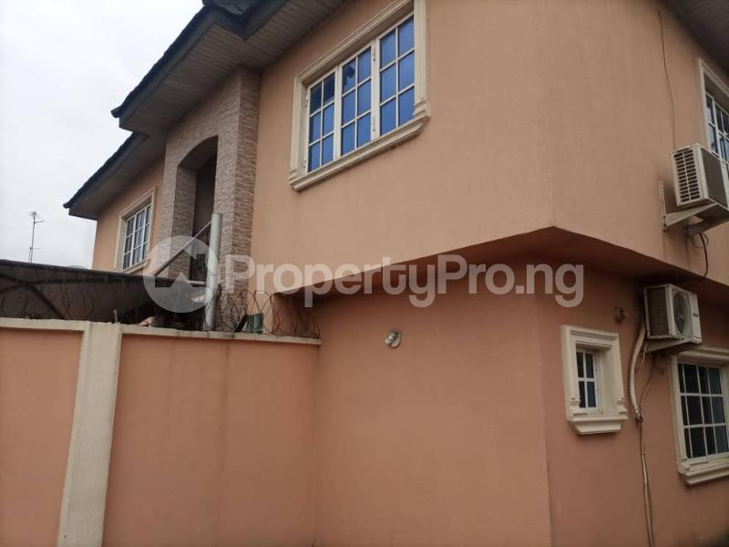 3 bedroom Flat / Apartment for rent Adewale Street Ajao Estate Isolo Lagos - 10
