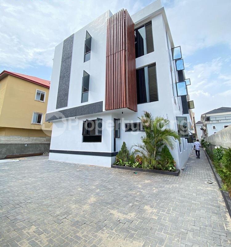 3 bedroom Studio Apartment Flat / Apartment for sale Ikate Axis Ikate Lekki Lagos - 1