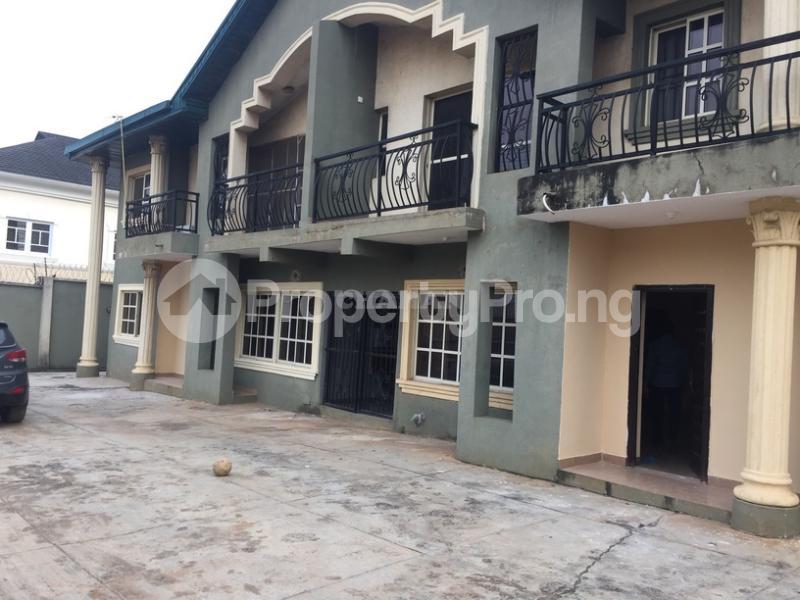 3 bedroom Flat / Apartment for rent Magodo isheri Magodo GRA Phase 1 Ojodu Lagos - 0