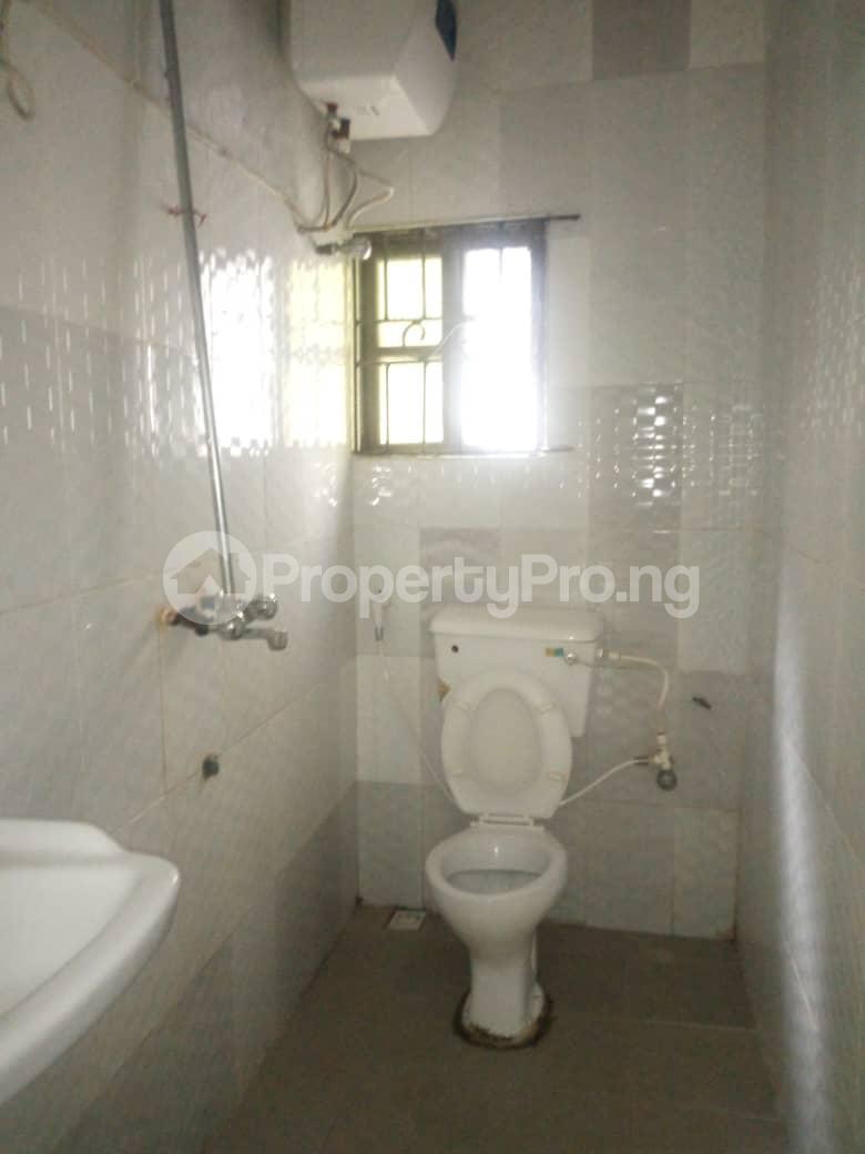 3 bedroom Flat / Apartment for rent Peace Estate Off Grandmate, Ago palace Okota Lagos - 7