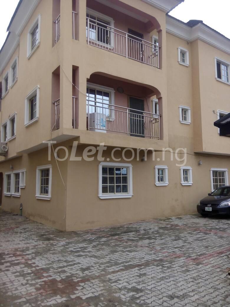 3 bedroom Flat / Apartment for rent Ocean Palm Estate Sangotedo Ajah Lagos - 0