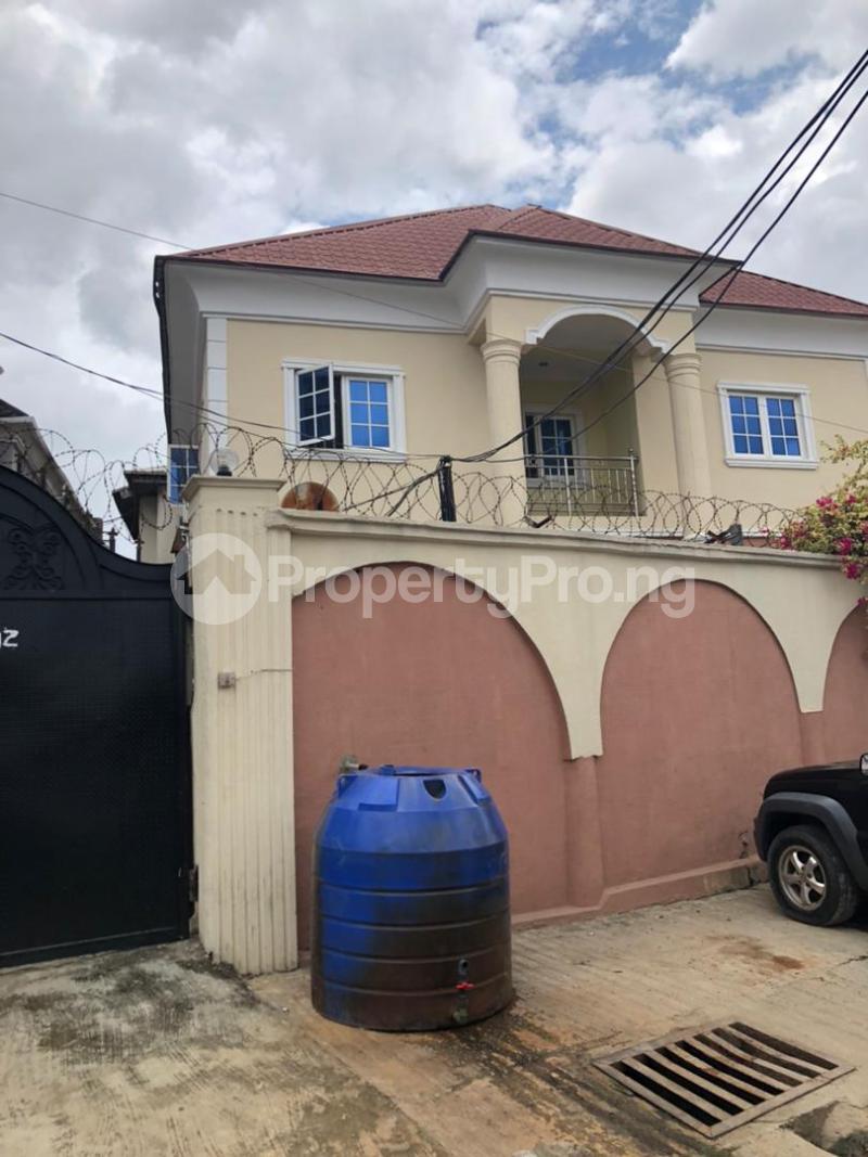 3 bedroom Flat / Apartment for rent Aturanse Estate Gbagada Atunrase Medina Gbagada Lagos - 0