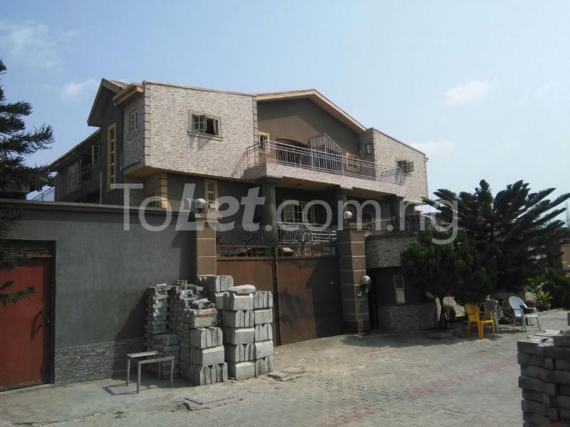 3 bedroom Flat / Apartment for rent Ogudu Estate Ogudu Ogudu Lagos - 0