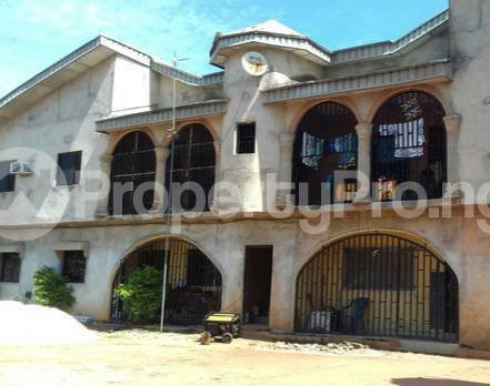 3 bedroom Self Contain Flat / Apartment for rent Uwadia street.  Upper ekenwan. Benin city Oredo Edo - 1