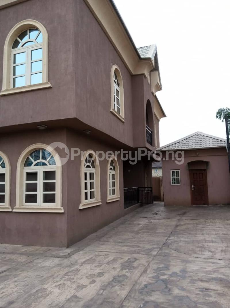 3 bedroom Semi Detached Bungalow House for rent Aerodome Gra Samonda Ibadan Oyo - 1