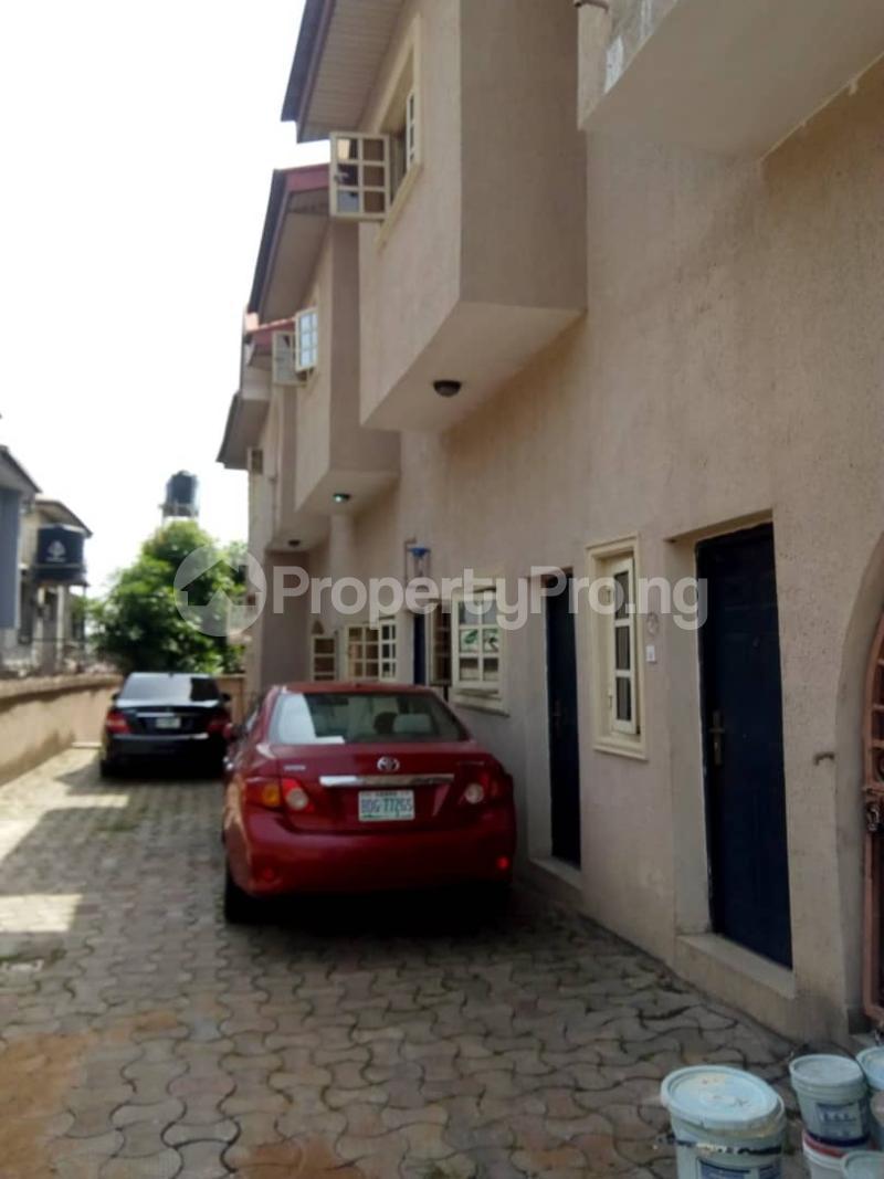 3 bedroom Blocks of Flats for rent Peace Estate Oregun Ikeja Lagos - 0