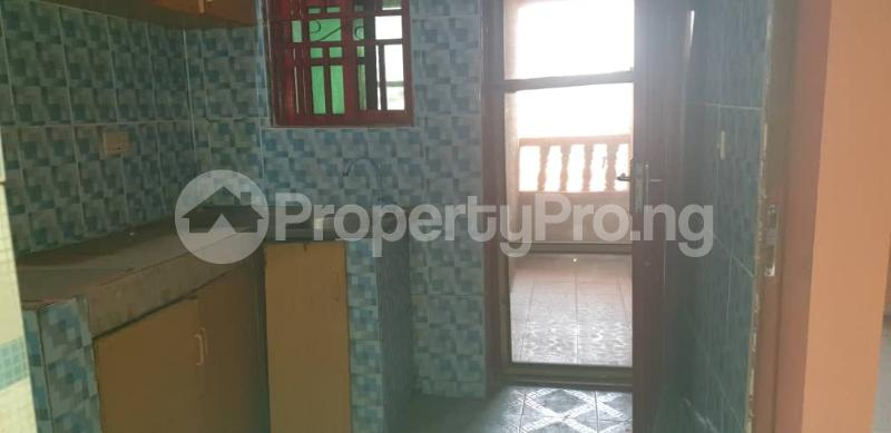 3 bedroom Flat / Apartment for rent Off Folaagoro Roundabout Fola Agoro Yaba Lagos - 2
