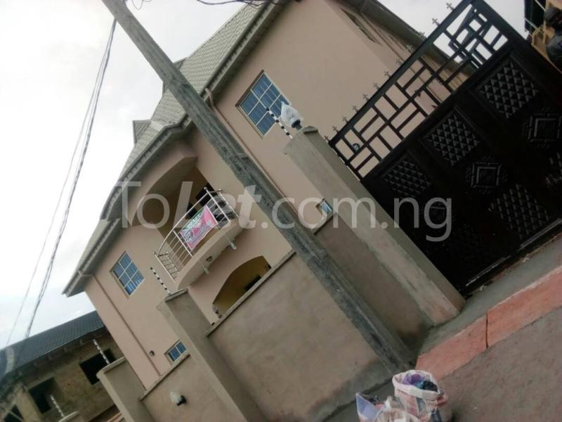3 bedroom Shared Apartment for rent Peace Estate, Baruwa Ipaja Baruwa Ipaja Lagos - 0