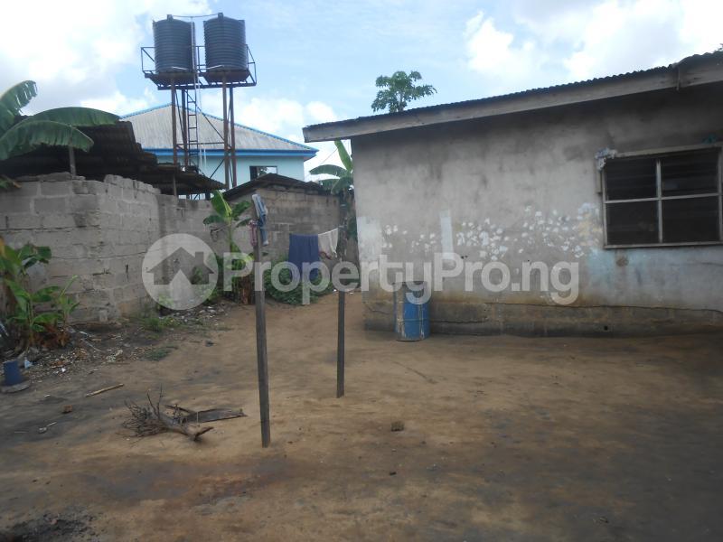 Detached Bungalow House for sale Ewet Housing Estate Uyo Akwa Ibom - 1