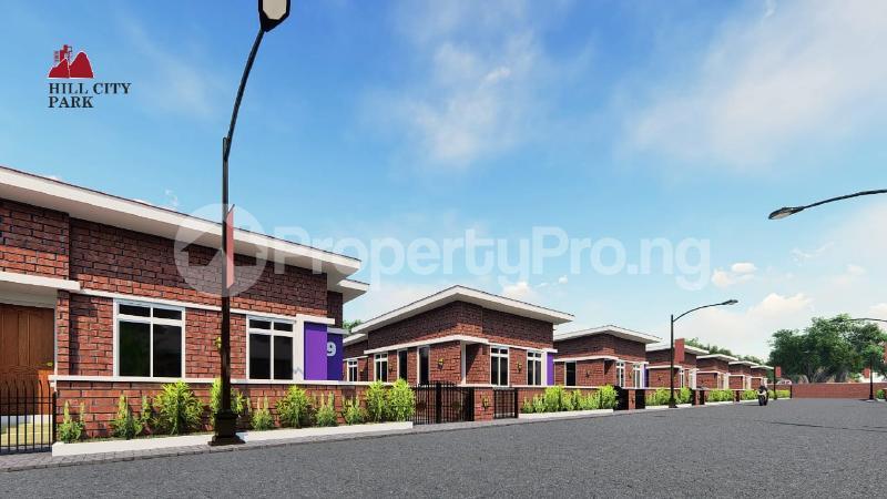 3 bedroom Detached Bungalow for sale Off Shimawa Road After Rccg New Auditorium Mowe Obafemi Owode Ogun - 2