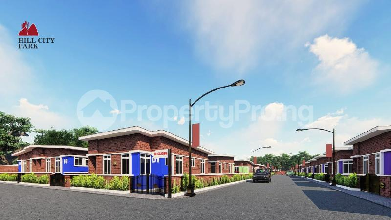 3 bedroom Detached Bungalow for sale Off Shimawa Road After Rccg New Auditorium Mowe Obafemi Owode Ogun - 1