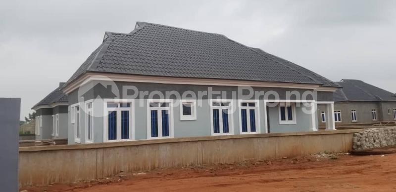 3 bedroom Detached Bungalow for sale Beside Rccg Youth Church), Few Minutes Off Lagos Ibadan Expressway Mowe Obafemi Owode Ogun - 0