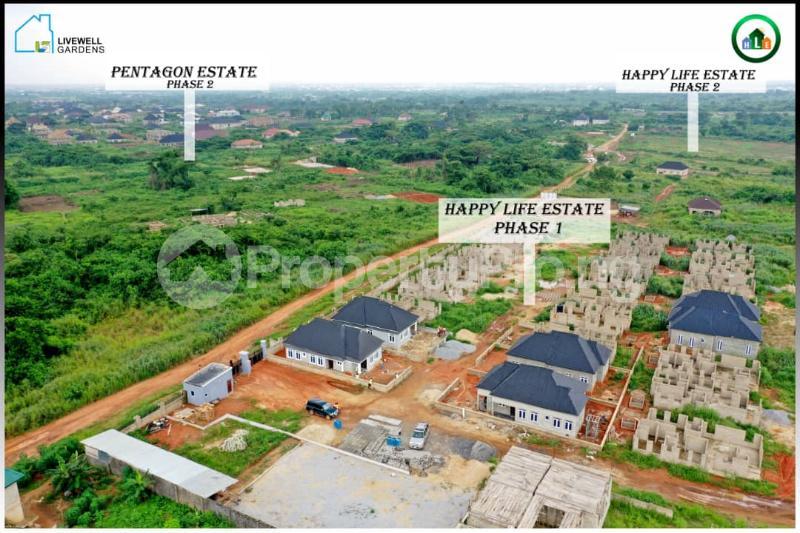 3 bedroom Detached Bungalow for sale Beside Rccg Youth Church), Few Minutes Off Lagos Ibadan Expressway Mowe Obafemi Owode Ogun - 4