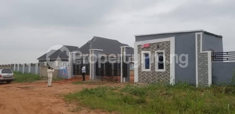 3 bedroom Detached Bungalow for sale Beside Rccg Youth Church), Few Minutes Off Lagos Ibadan Expressway Mowe Obafemi Owode Ogun - 1