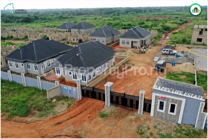 3 bedroom Detached Bungalow for sale Beside Rccg Youth Church), Few Minutes Off Lagos Ibadan Expressway Mowe Obafemi Owode Ogun - 2