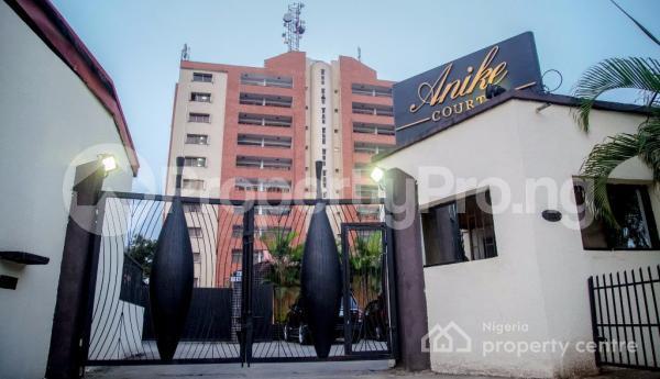 3 bedroom Blocks of Flats House for shortlet Anike Court, Ikoyi Ikoyi Lagos - 1